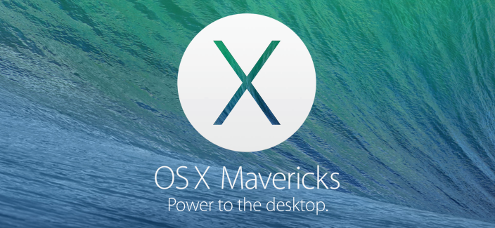 OS X 10.9.5 Mavericks