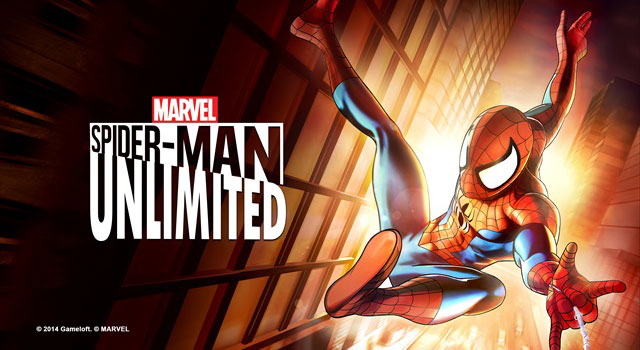 รีวิวเกม Spiderman Unlimited Android
