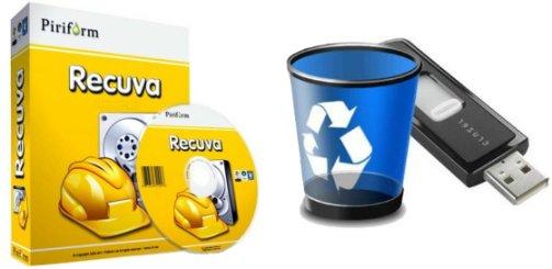 โปรแกรมกู้ข้อมูลที่ถูกลบด้วย Recuva