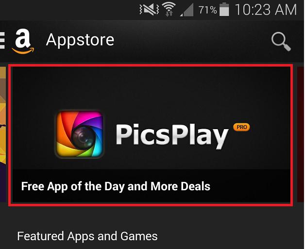 โหลดแอพเสียเงินแบบฟรีๆ กับ Amazon Appstore