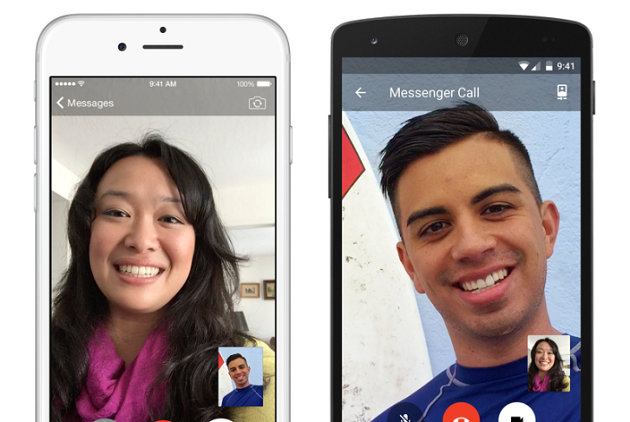 Facebook Messenger บน iOS รองรับวิดีโอแชทข้ามแพลตฟอร์ม