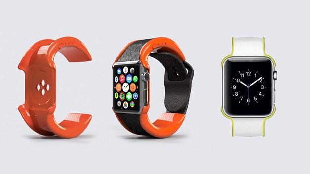 Wipowerband พาวเวอร์แบงค์นาฬิกา Apple Watch