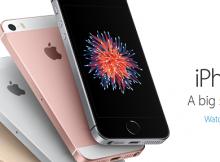 ราคาเปิดตัว iPhone SE ไทย