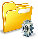 ตัวจัดการไฟล์ File Manager