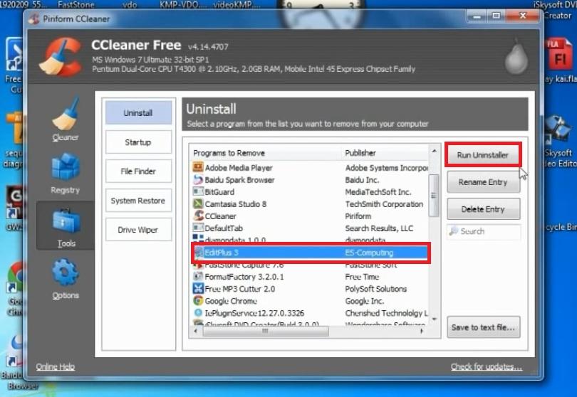 โปรแกรมลบไฟล์ขยะ 16 - droidser.net