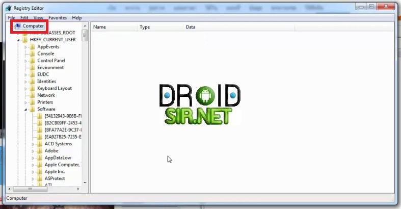 ลบ hao123 3 - droidsir.net