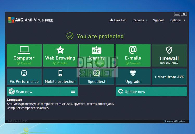 โปรแกรมสแกนไวรัสที่ดีที่สุด 4 - droidsir.net
