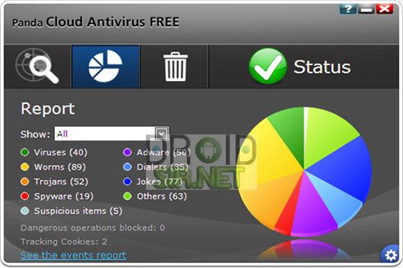 โปรแกรมสแกนไวรัสที่ดีที่สุด 8 - droidsir.net